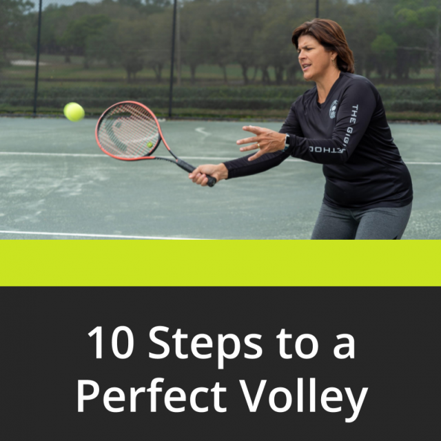 10 Steps to a Perfect Volley