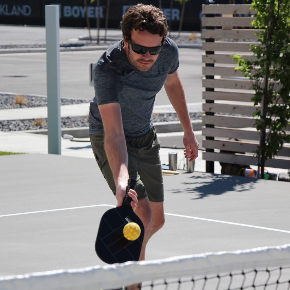 The Science of Pickleball – Does Spin Matter?