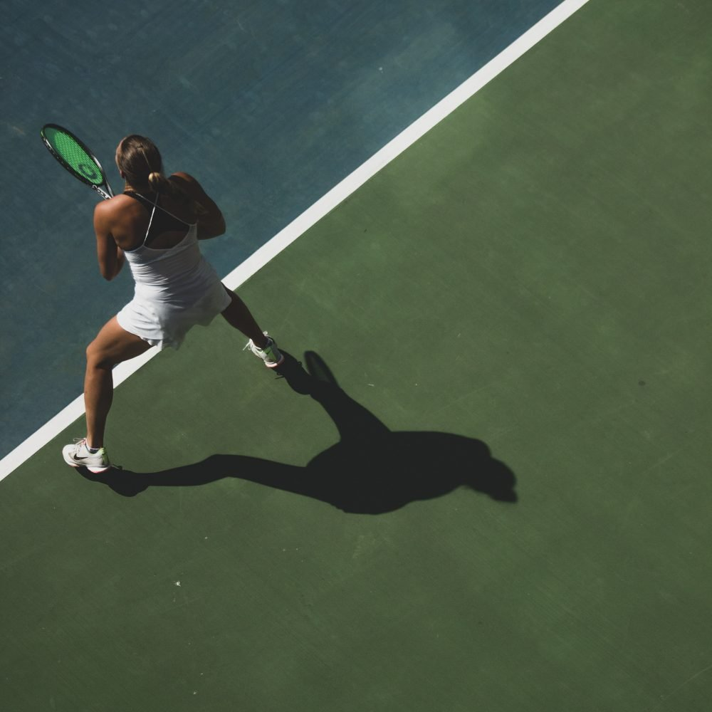 What We Can Learn From The Tennis Pros