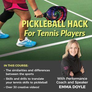 Pickleball hacks