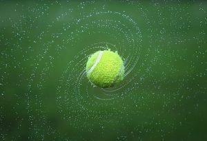 tennis ball speed